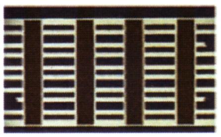 10 layer FPH (flat plug)