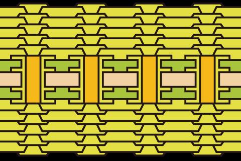 IVH直上5段接続